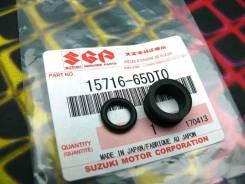 Комплект Прокладок на 1 инжектор Suzuki 15716-65DT0, (Оригинал)