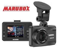 Marubox M630R Видеорегистратор 3 в 1 GPS радар детектор NEW