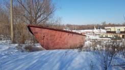 Корпус парохода 24x5м