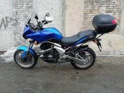 Kawasaki Versys 650, 2008