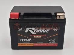 Аккумулятор RDrive Gold YTX9-BS 8,4А/ч