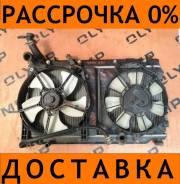 Радиатор основной Honda Fit GD1 L13A
