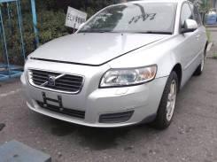 Капот Вольво S40-2 V50 2010 серебро