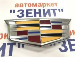 Эмблема решетки радиатора GM Cadillac Escalade 23182045