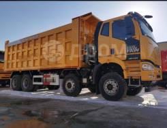 FAW J6 8х4 (с угольным кузовом), 2021