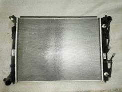 Радиатор охлаждения Hyundai Tucson 2015-