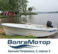 Моторно-гребная лодка Terhi 400