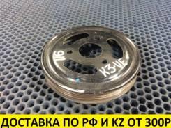 Контрактный шкив помпы Toyota Cami J102E K3VE