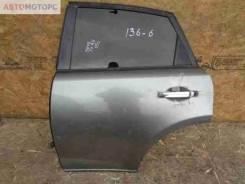 Дверь задняя левая Infiniti FX I (S50) 2002 - 2008 2005 (Джип)