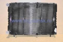 Радиатор водяной ГАЗ 3110, 31105, 3102 Волга дв. Крайслер, медный, 2-х рядный