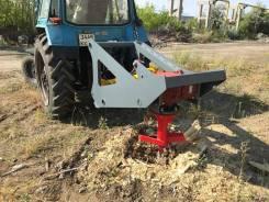 Измельчитель пней на трактор МТЗ