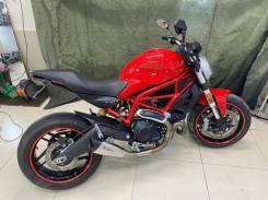 Ducati Monster 797, 2017