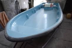 Вспомогательная лодка Yanmar для морских огородов, промысловой рыбалки