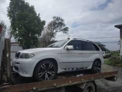 Двери передние BMW X5 E53 в сборе Япония