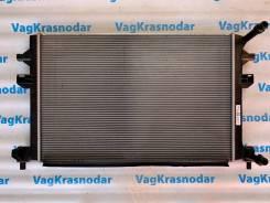 Радиатор интеркулер VW Passat B8 Golf 7 Tiguan 2