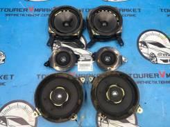 Динамики комплект Toyota gx81, jzx81
