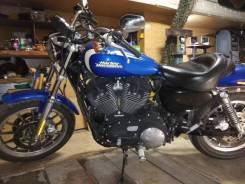 Harley-Davidson Sportster 1200 XL1200, 2009