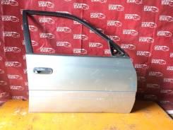 Дверь Toyota Carina 2001 AT212-0098205 5A-J203800, передняя правая