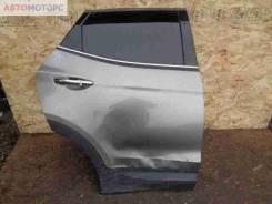 Дверь Задняя Правая Hyundai Santa FE III (DM) 2012 - (Джип)