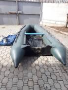 Лодка ПВХ brig 380