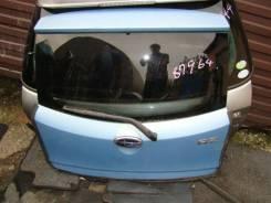 Дверь 5-я Subaru R2, задняя