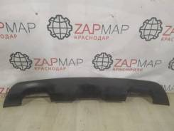 Накладка бампера Renault Sandero Stepway 2 2018 [850700447R] 5S, задняя