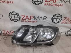 Фара Renault Logan 2 2014 2015 2016 2017 2018 2019 [260609450R] L8, передняя левая