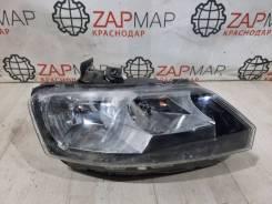 Фара Skoda Rapid 2017 [5JA807050] NH3, передняя правая