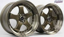 Разноширокие Style SSR SP1 R18 8.5J/9.5J 5*100 / 5*114.3 (A028 A029)