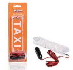 Знак Такси LED салонный с подсветкой 12В [ATL-12-03]