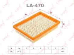Фильтр воздушный LYNXauto LA470