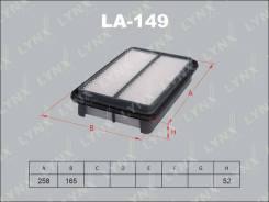 Фильтр воздушный LYNXauto LA149