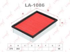 Фильтр воздушный LYNXauto LA1086