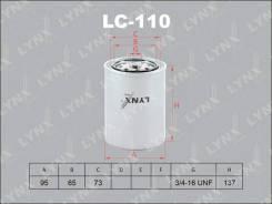 Фильтр масляный LYNXauto LC110