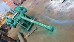 Механический крашер (ножницы) на подшипниках скольжения
