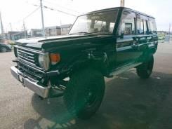 Двигатель Toyota LAND Cruiser Prado 1991