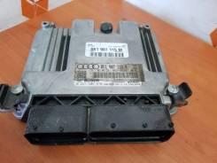Блок управления двигателем Mercedes A4 B8 2009 [8K1907115M] 2.0
