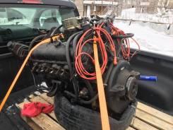Двигатель Меркрузер 7,4 колонка Браво 2