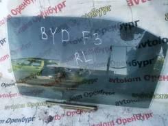 Стекло двери BYD F3 2005-2014 [1016966100, 1016966100, 17060900F3016], левое заднее