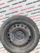 Диск штампованный Skoda Superb 2011