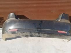 Бампер Chevrolet Lacetti 2008 [96545561] J200 F14D3, задний