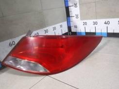 Фонарь задний правый Hyundai Solaris [924024L000] 1