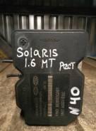 Блок abs Hyundai Solaris 2016
