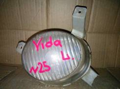 Фара противотуманная ЗАЗ VIDA 2014, левая