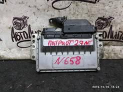 БЛОК Управления Двигателем UAZ Patriot