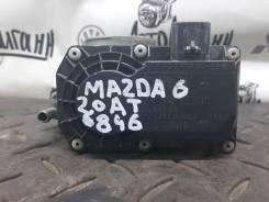 Дросельная заслонка Mazda 6 GH 2008 [l3r413640]