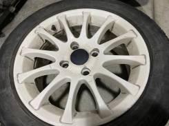 Литые диски с зимней резиной 4x108 R15