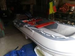 Лодка ПВХ Forward MX320 + мотор Mikatsu M5FH