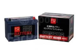 Аккумулятор Fujito Quality 125D31L, 100 а/ч, пусковой ток 800 А
