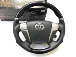 Анатомический обод руля Silk Blaze уменьшенного диаметра для Toyota